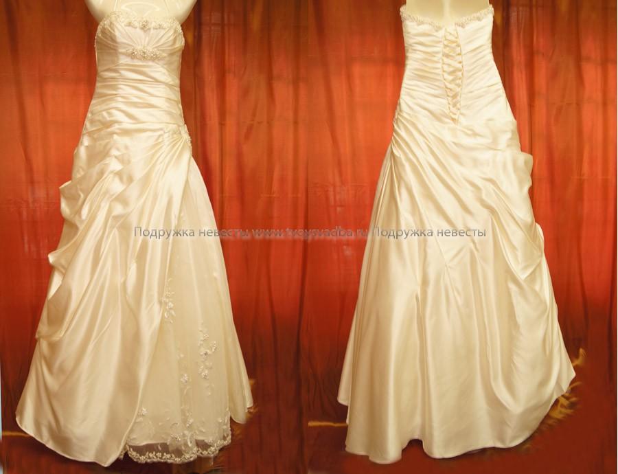 Свадебное платье жизель ав 0037 арт 1015