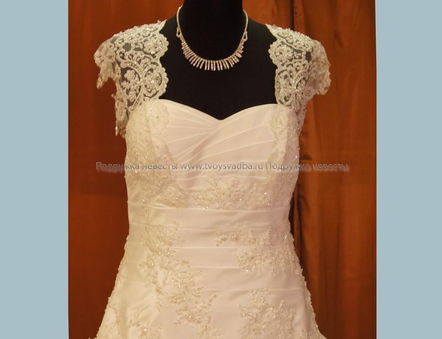 Свадебные платья с корсетами